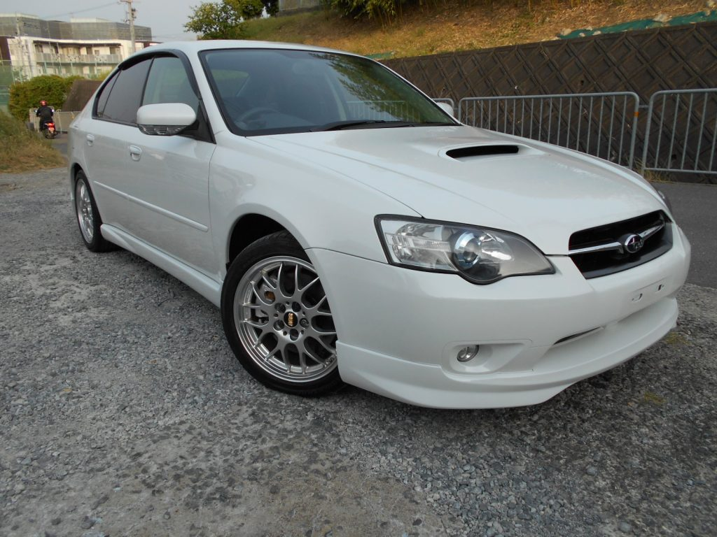 【sold-out】スバル レガシィB42.0 GT 4WD